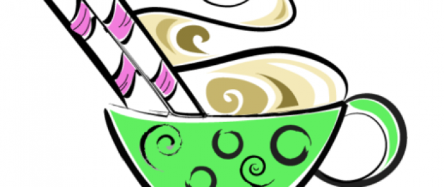 Cup Of Hot Chocolate Vector Clip Art 26024